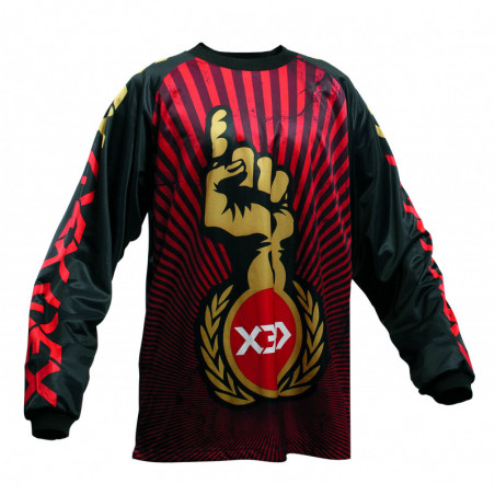 X3M Stewart maglia portiere per floorball - Senior