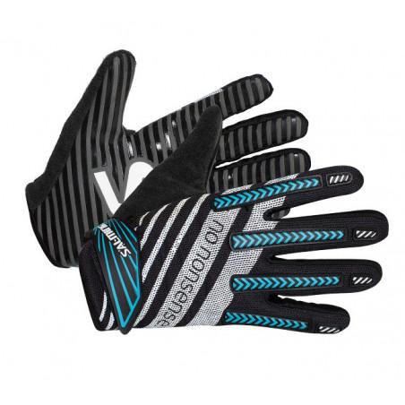 Salming Travis ProGrip floorball goalie gloves - Senior