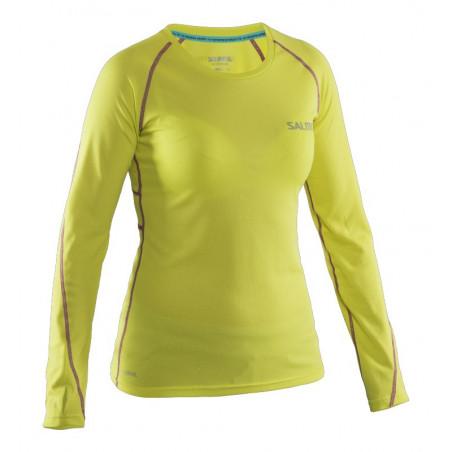 Salming ženska tekaška majica z dolgimi rokavi - Senior