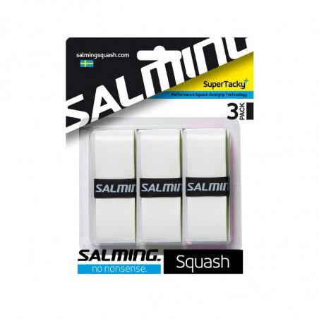 Salming Supertacky grip za squash lopar 3pack