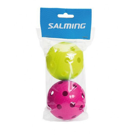 Salming Flow ball 2 - pack