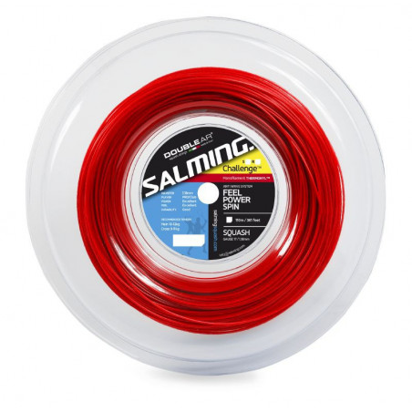 Salming Instinct response stringhe per racchetta da squash 10m