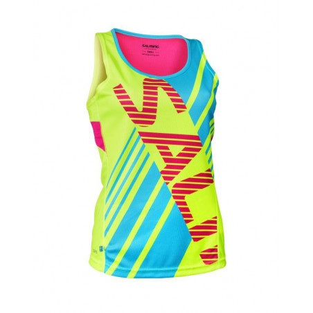 Salming Race Singlet ženska tekaška majica - Senior