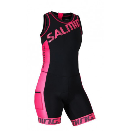 Salming Triatlon Suit Men brez rokavov -Senior