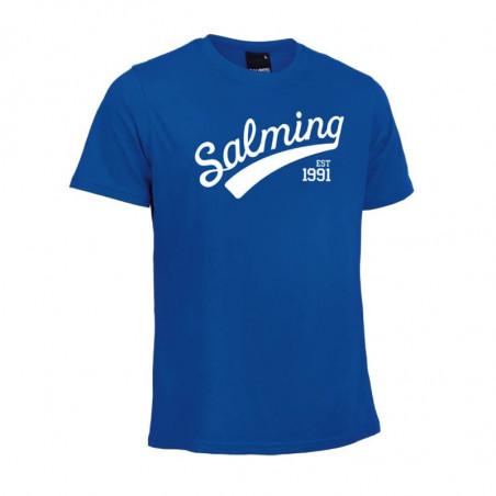 Salming Logo Tee maglia- Senior