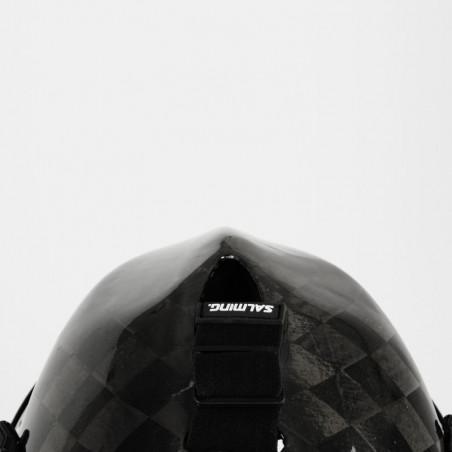 Salming Carbon X VK Edt čelada za floorball vratarja  - Senior