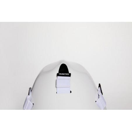 Salming Carbon X čelada za floorball vratarja  - Senior