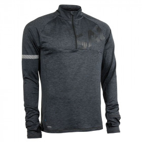 Salming Phase Halfzip moška tekaška majica z dolgimi rokavi - Senior