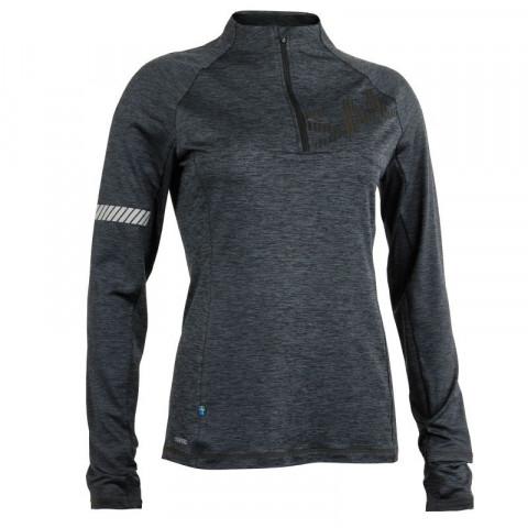 Salming Phase Halfzip ženska tekaška majica z dolgimi rokavi - Senior